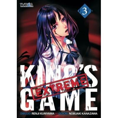 Kings Game EXTREME nº 03