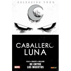 100% Marvel. Caballero Luna 1 - De entre los muertos