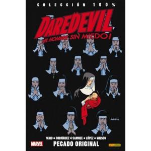 100% Marvel. Daredevil: El Hombre sin Miedo 7 - Pecado Original