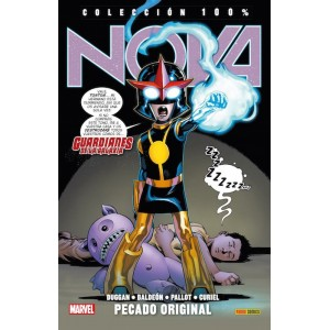 100% Marvel. Nova 4 - Pecado Original