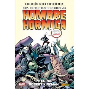 Colección Extra Superhéroes 50. El Incorregible Hombre Hormiga
