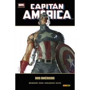 Marvel Deluxe. Capitán América 10 Renacimiento