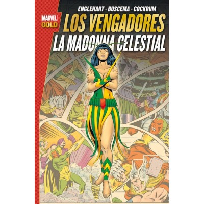 Marvel Gold. Los Vengadores: La Madonna Celestial