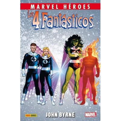 Marvel Héroes 60. Los 4 Fantásticos de John Byrne 2