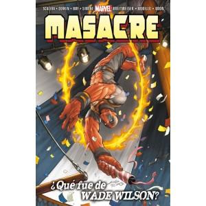 Masacre: ¿Qué fue de Wade Wilson?