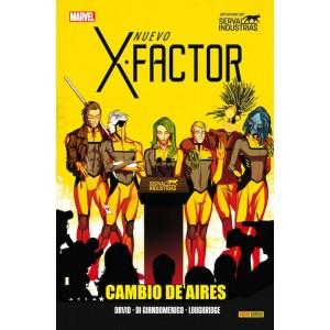 Nuevo X-Factor 9 - Cambio de aires