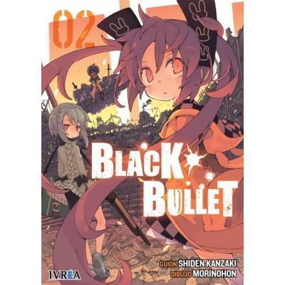 Black Bullet nº 1