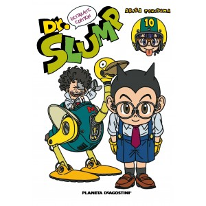 Dr.Slump Ultimate Edition Nº 10