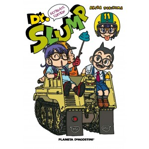 Dr.Slump Ultimate Edition Nº 11