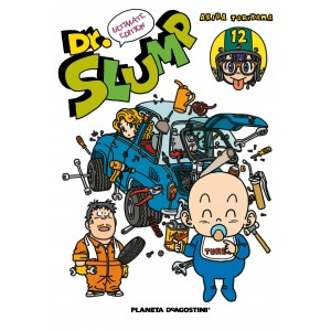 Dr.Slump Ultimate Edition Nº 12