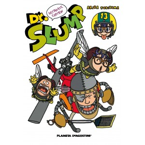 Dr.Slump Ultimate Edition Nº 13