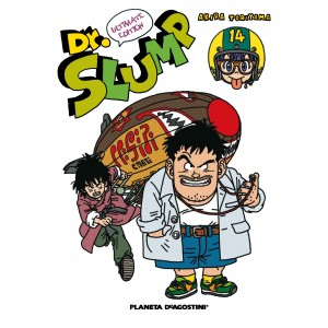 Dr.Slump Ultimate Edition Nº 14