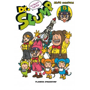 Dr.Slump Ultimate Edition Nº 15