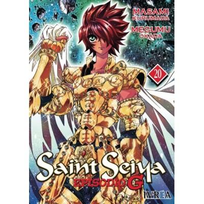 Saint Seiya: Episodio G Nº 19