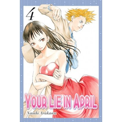 Your Lie in April nº 03