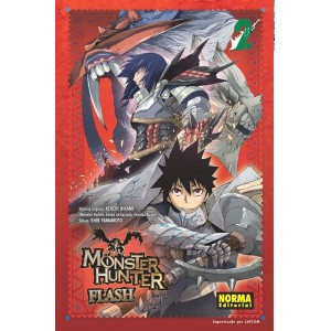 Monster Hunter Flash! nº 01
