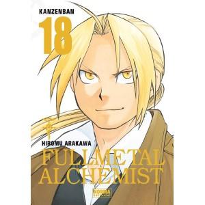 Fullmetal Alchemist Kanzenban nº 18