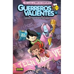 Guerreros Valientes nº 02