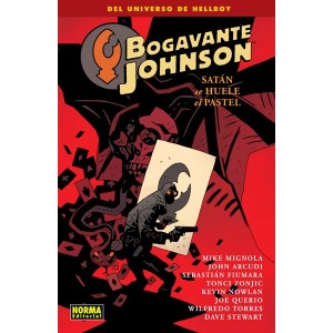 Bogavante Johnson nº 03