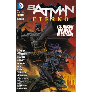 Batman Eterno nº 09