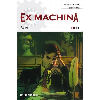 Ex Machina nº 09: Abajo con lo viejo