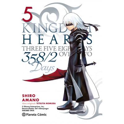 Kingdom Hearts 358/2 Days nº 04