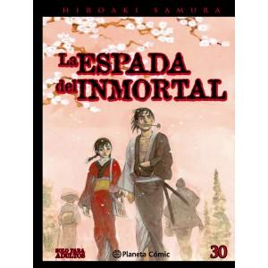 La Espada Del Inmortal Nº 30