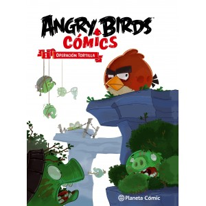 Angry Birds nº 01 Operación Tortilla