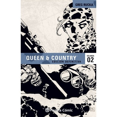 Queen & Country Edición Definitiva nº 01