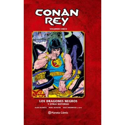 Conan Rey nº 04
