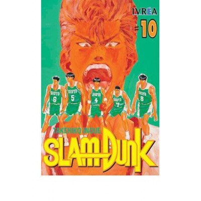 Slam Dunk nº 10