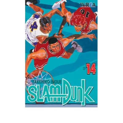 Slam Dunk nº 14
