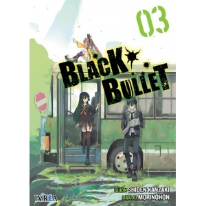 Black Bullet nº 2
