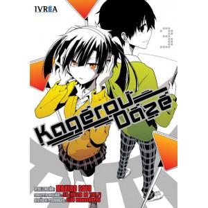 Kagerou Daze nº 03