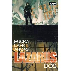 Lazarus nº 02: Elevación