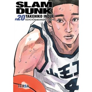 Slam Dunk Integral nº 20