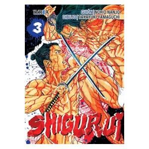 Shigurui nº 03 (Nueva Edición)