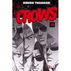 Crows nº 16