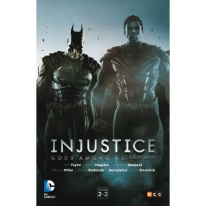 Injustice: Gods among us Año uno Vol. 02 ( de 2)