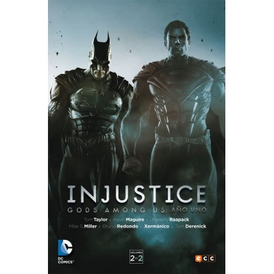 Injustice: Gods among us Año uno Vol. 01 ( de 2)