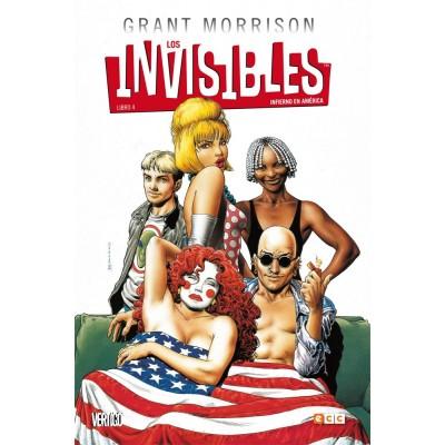 Los Invisibles Libro 03 (de 7): Entropía en el Reino Unido