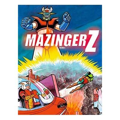 Mazinger Z nº 01