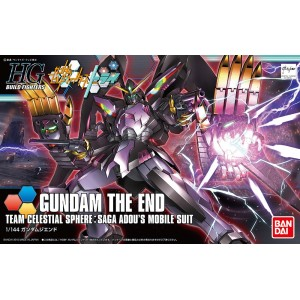 HGBF GUNDAM THE END 1/144