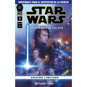 Star Wars Episodio III (primera parte)