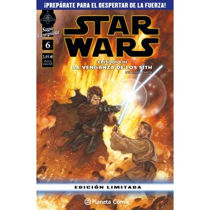 Star Wars Episodio III (segunda parte)