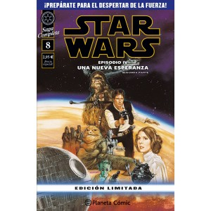 Star Wars Episodio IV (primera parte)