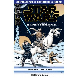Star Wars Episodio V (primera parte)