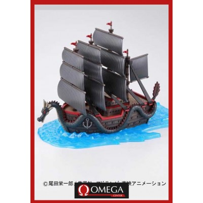 Maqueta One Piece - Nine Snake Grand Ship Collection