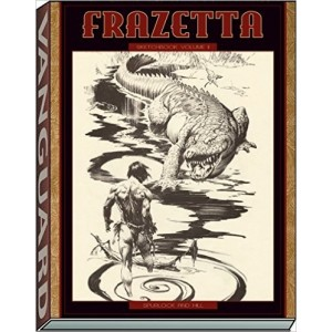 Frazetta Sketchbook Vol. II