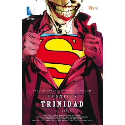 Batman / Superman / Wonder Woman: Crónicas de la Trinidad nº 01